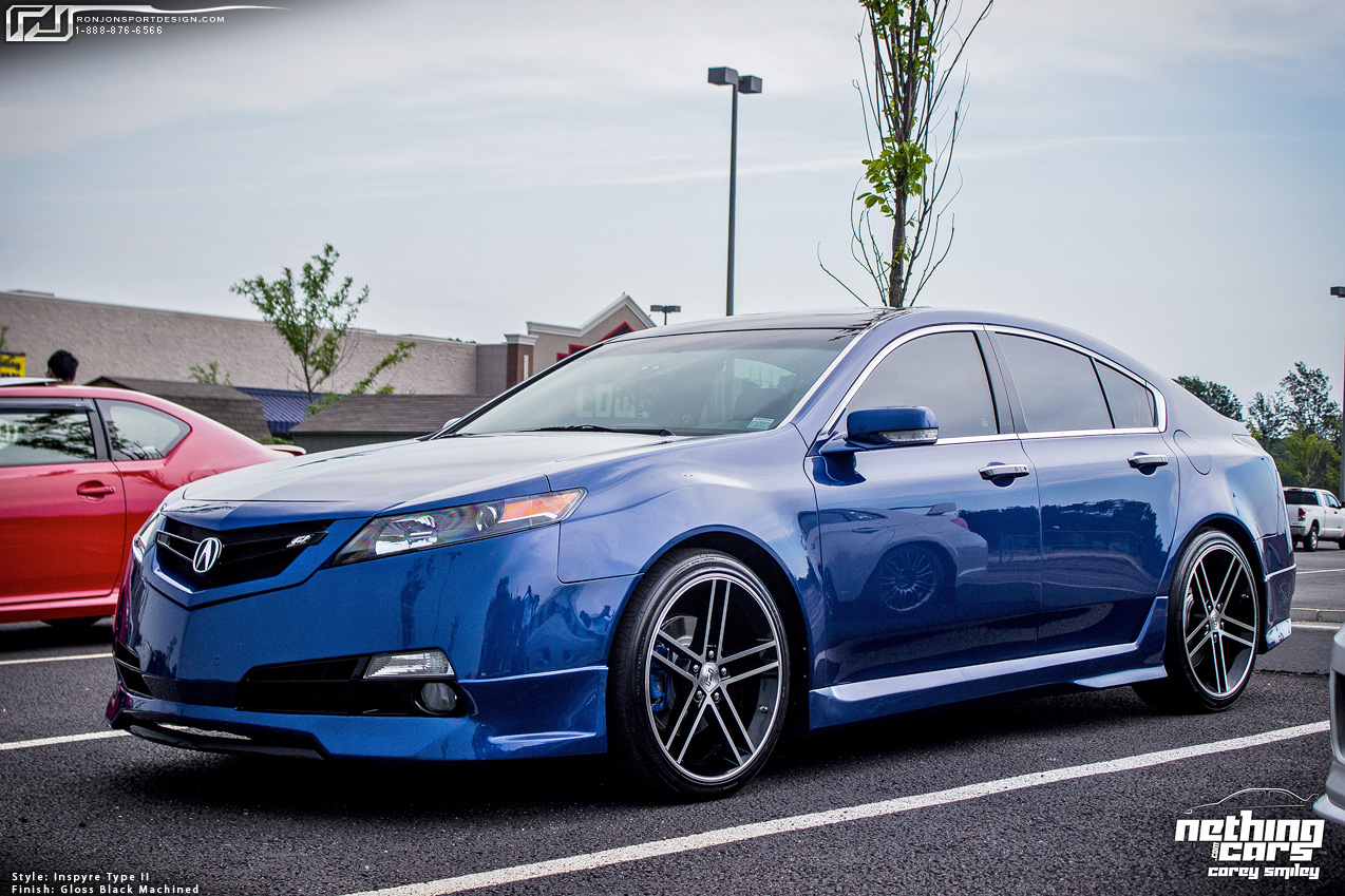 2012 Tl Question About Rims Tires Acurazine Acura Enthusiast Community