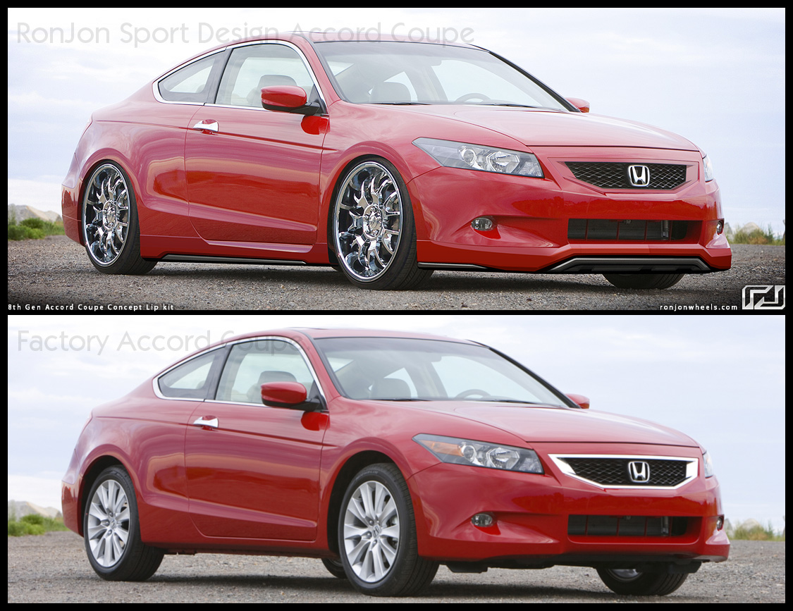 accord coupe body kits from ronjon sports design page 2. Black Bedroom Furniture Sets. Home Design Ideas