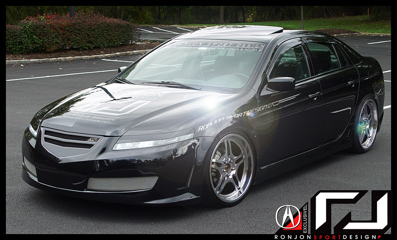 Ronjon 20 Forged Devotion 1pf Molock Wheels On A Tl Wdp Page 2 Acurazine Acura Enthusiast Community