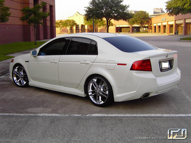 2005 Acura Tl Ron Jon Body Kit Pictures to pin on Pinterest
