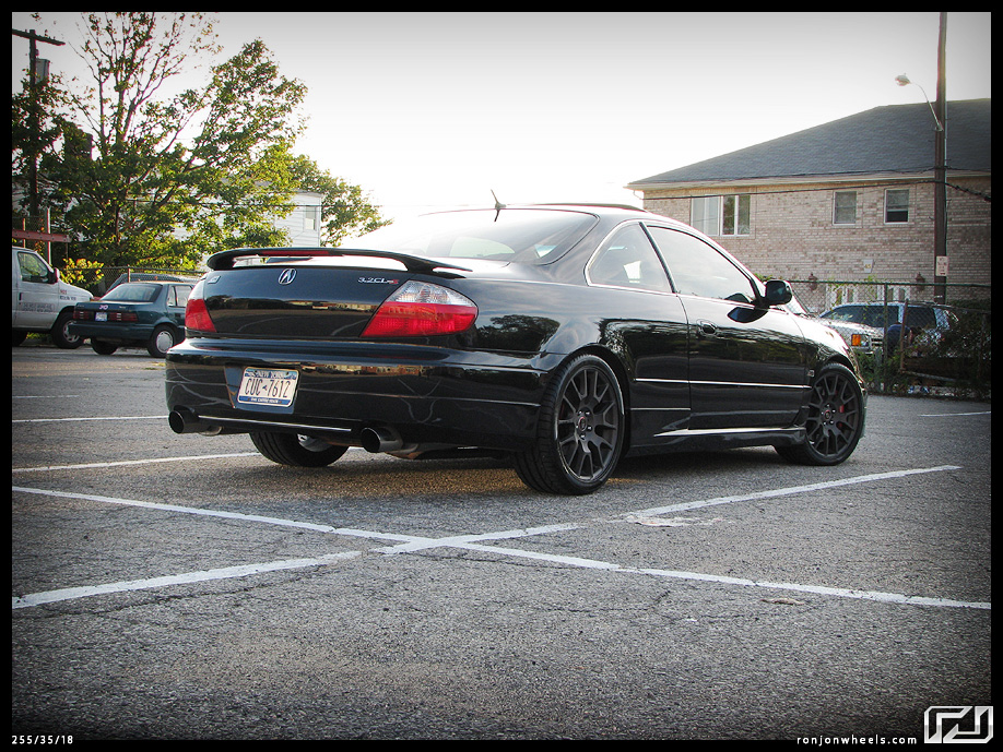 acura cl type s lowered. Black Bedroom Furniture Sets. Home Design Ideas