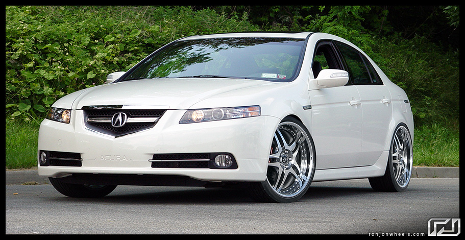 Rotora Bbk Front And Rear Special Chrome Acurazine Acura