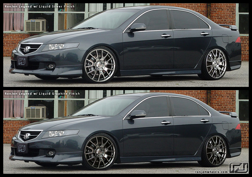 Help With Decision On Rims Acura TSX Forum - Rims for acura tsx