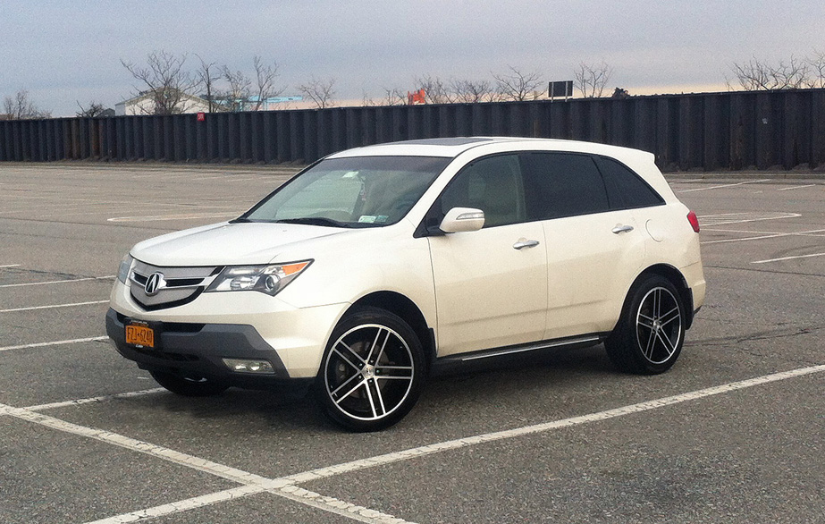 Do MDX owners NOT like aftermarket wheels?? - AcuraZine - Acura Enthusiast Community