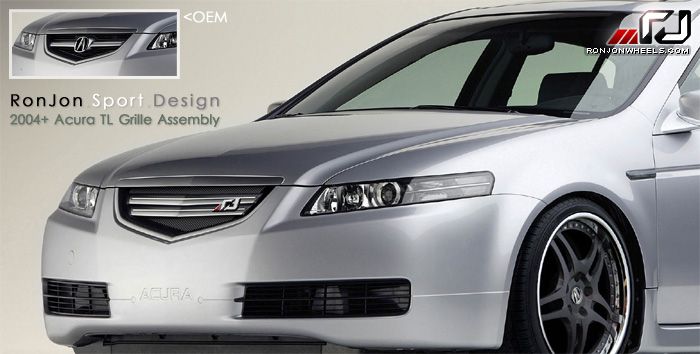 acura tl aftermarket grille - Acura Forum : Acura Forums