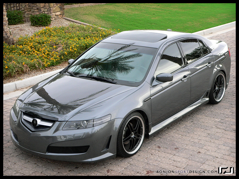 05 Tl Body Kit True Total Cost Acurazine Acura