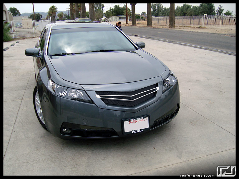 Acura Grille Is This Better Or Worse HondaTech Honda Forum - 2006 acura rl grill