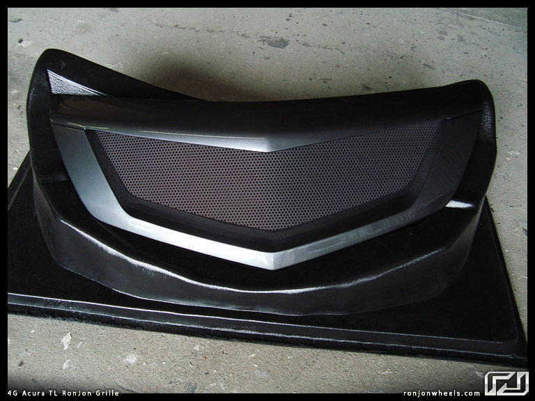 Acura Tsx Front GrillReaders Ride Pauls TL Drivetofive - 2005 acura rl front grill