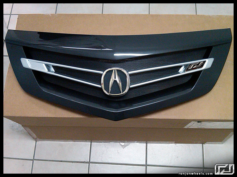 Acura Thousand Oaks >> My new custom grill - Page 2 - AcuraZine - Acura Enthusiast Community