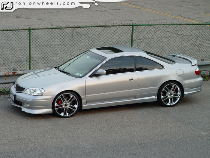 Silver CL - Ron Jon Inspyre Chrome or Silver? - AcuraZine - Acura Enthusiast Community