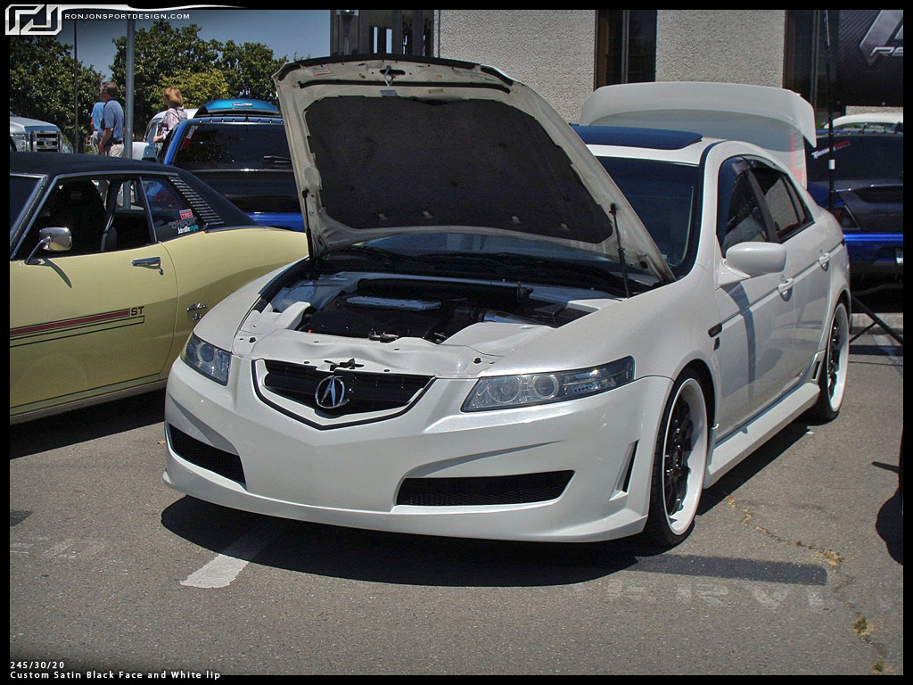 05 Tl Body Kit True Total Cost Acurazine Acura Enthusiast Community