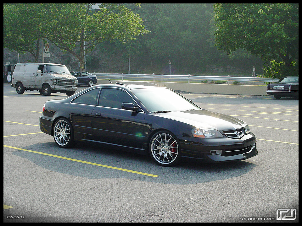 Tires And Rims For My CL TypeS HELP AcuraZine Acura - 2003 acura tl rims