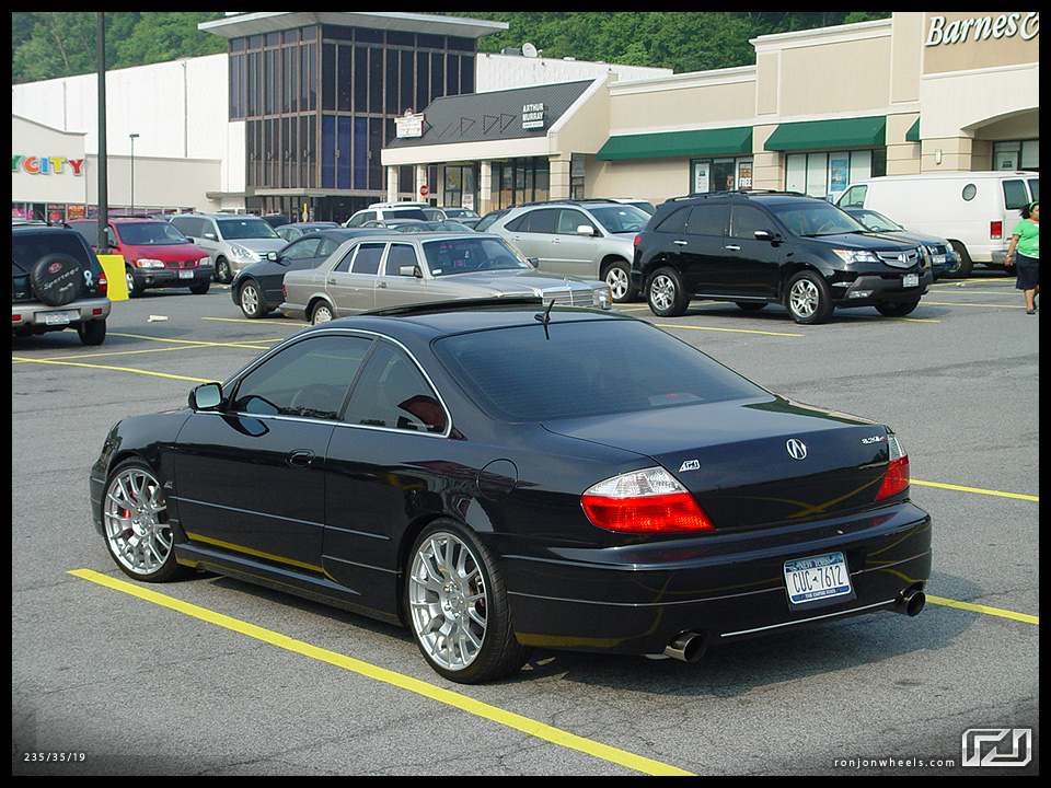 2002 Acura Tl Custom >> Tires and Rims for my 2001 CL Type-S HELP!! - AcuraZine - Acura Enthusiast Community