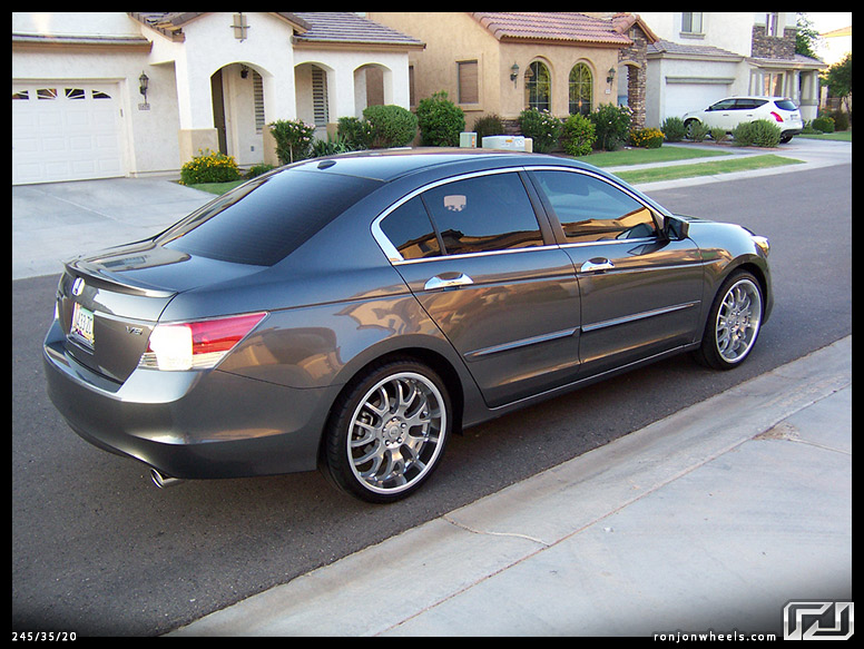 official  gen wheels picture thread page  honda accord forum  performance accord