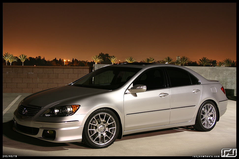 4g Tl On 19 Quot Ronjon Ls Legend Wheels Shwiiing Acurazine Acura Enthusiast Community