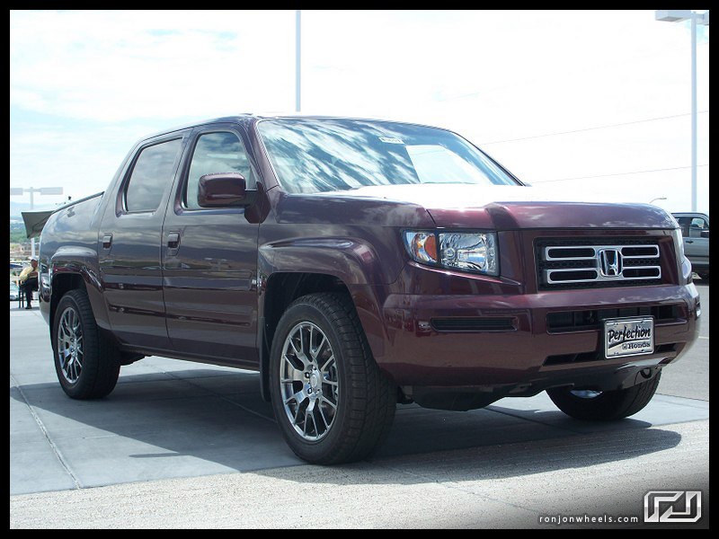 Image Result For Honda Ridgeline With Big Tires