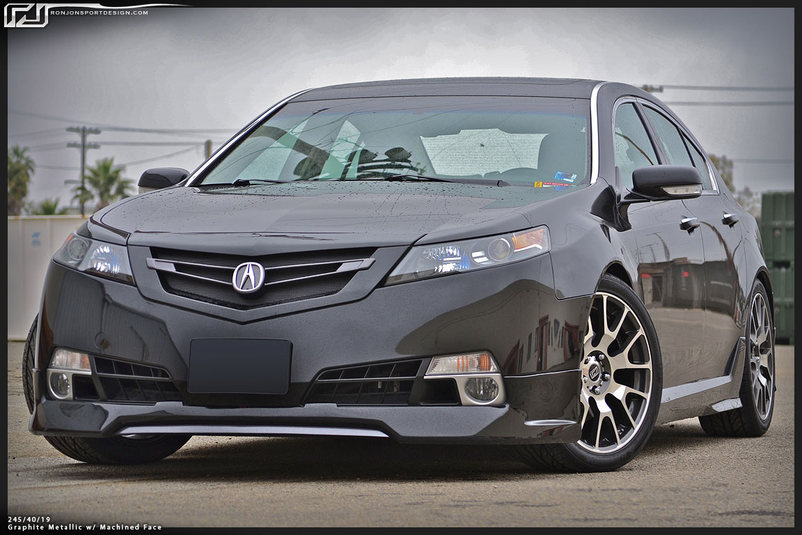 2004 Acura Tl Custom Grill Grill Parts And Accessories ...