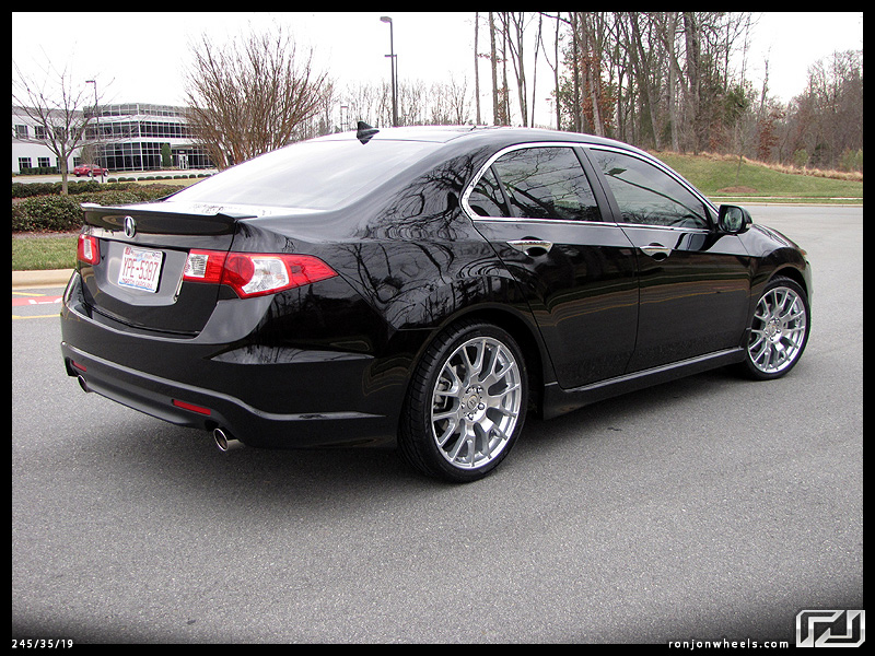 Wheel Gallery 2nd Gen Pics And Specs Only Acura Tsx