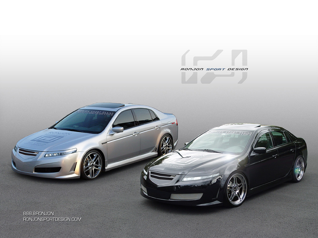 Acura CL Acura Cl Performance Parts Pictures Acura Car Photos - Acura tl racing parts